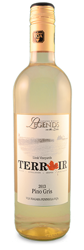 2016 Legends Terroir Pinot Gris