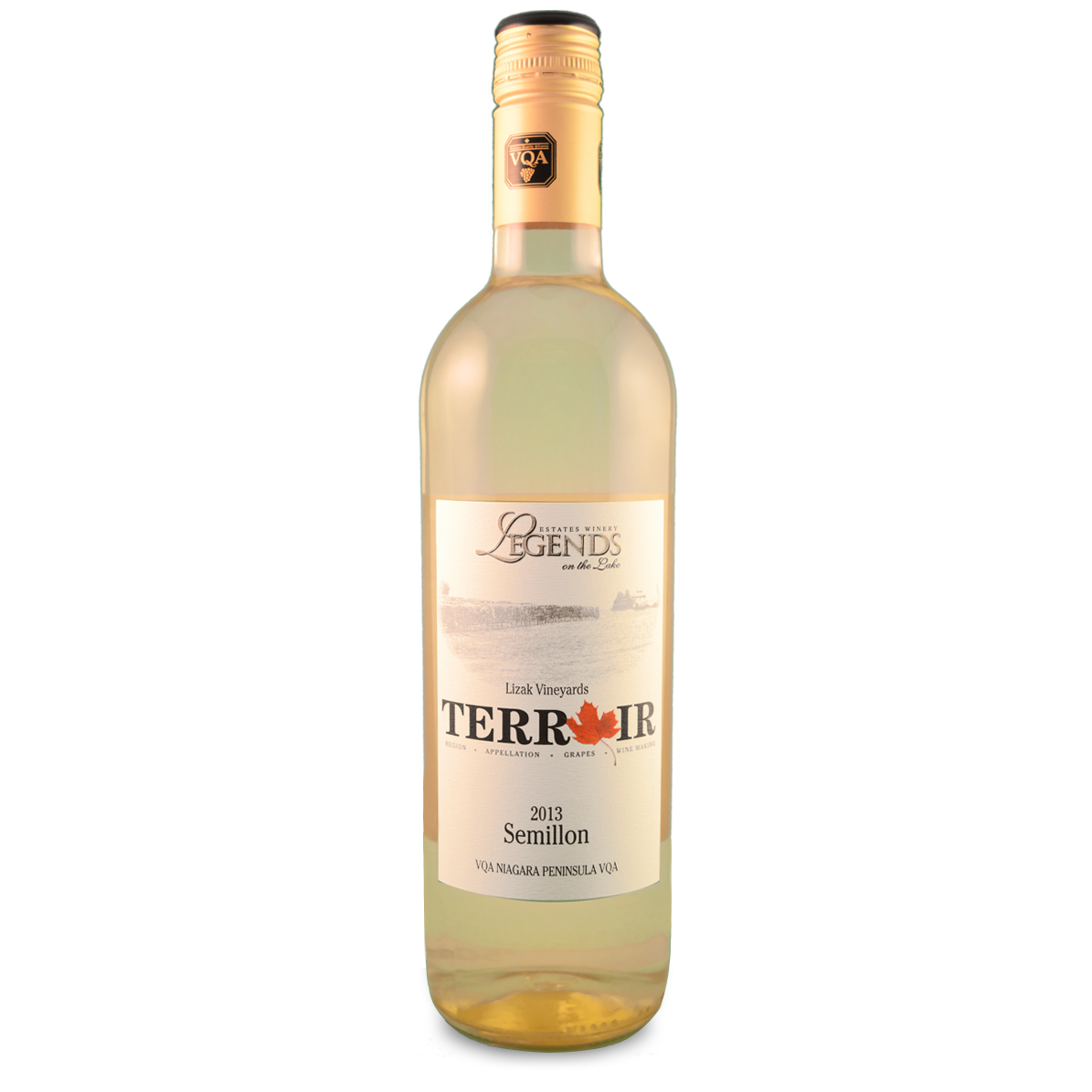2013 Legends Terroir Semillon