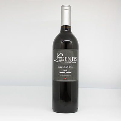 2013 Legends Cabernet Reserve