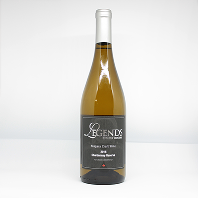2016 Legends Reserve Chardonnay