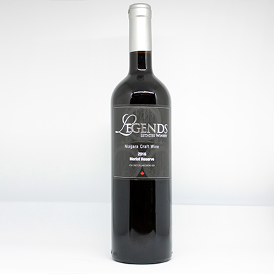 2016 Legends Merlot Reserve