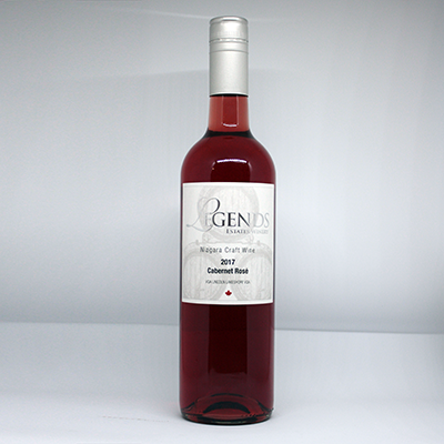 2017 Legends Cabernet Rosé