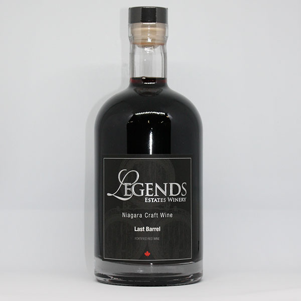 Legends Last Barrel – Red