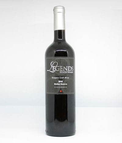 2017 Legends Malbec Reserve