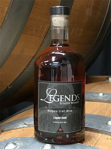 Legends Liquid Gold Fortified